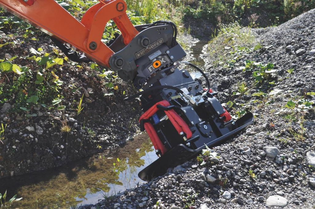 New KINSHOFER NOX-Tiltrotator Series offers advanced features for excavators