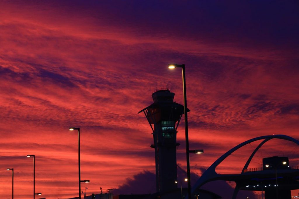 Los Angeles Airport - Photo by Chris Jtse
