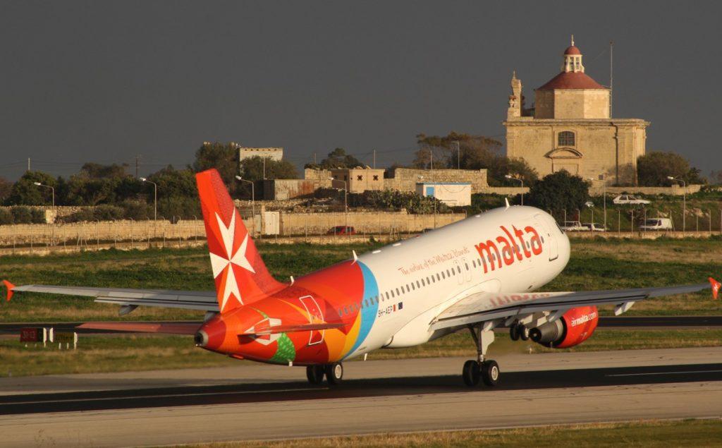 Malta Airport - Photo by Jonathan Winton Photography