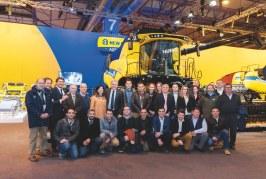 New Holland T7.225 wins Tractor de España 2018 Award at FIMA show