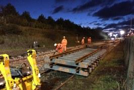 Progress races forward on £68m Network Rail upgrade in East Anglia, UK