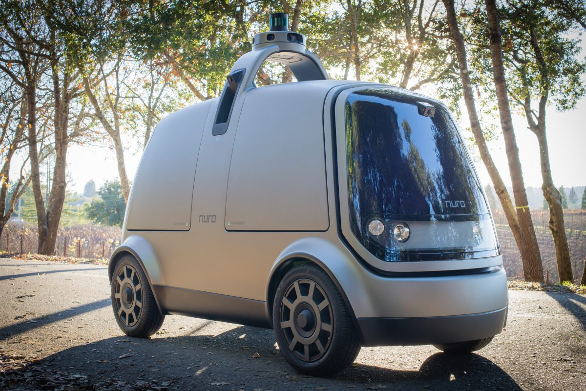 Nuro Self driving delivery vehicles set to transform local commerce