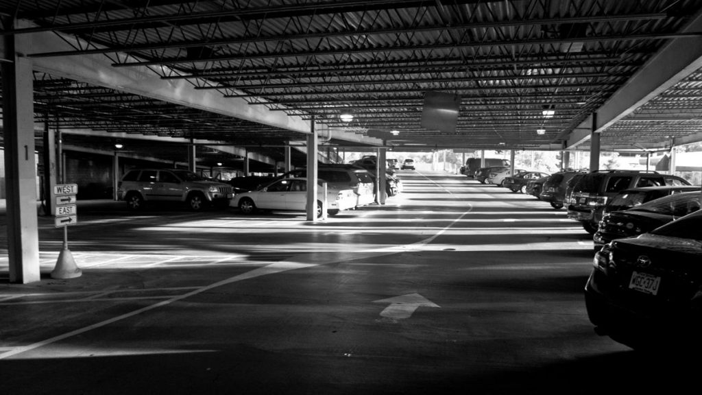 Parking - Photo by Jim Pennucci