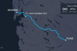India signs Historic Agreement with Virgin Hyperloop One to build first Hyperloop