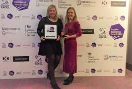 SWECO scoops Scotland Excel Award for Edinburgh Workplace Travel Planning Programme