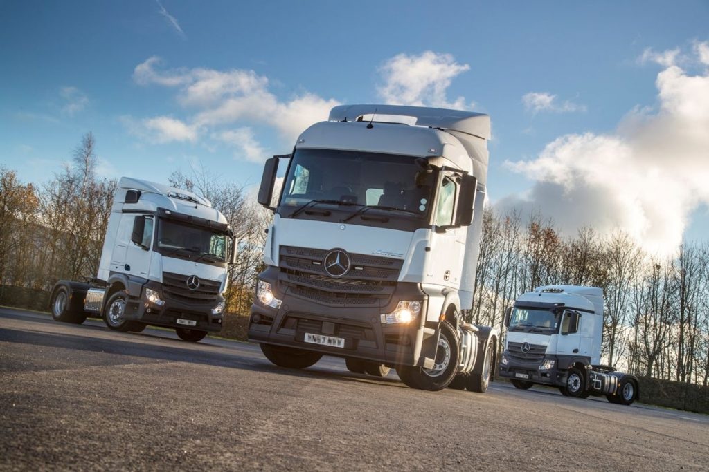 New Police Supercab trucks to tackle dangerous driving on England's motorways
