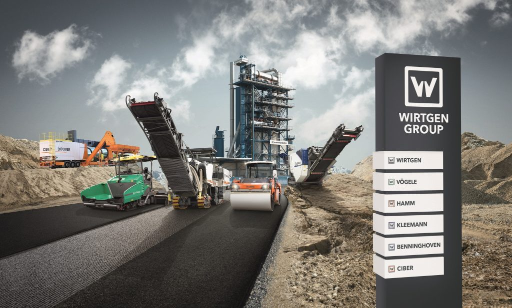 The Wirtgen Group South Africa would like to build on this international success to further get closer to its local customers.