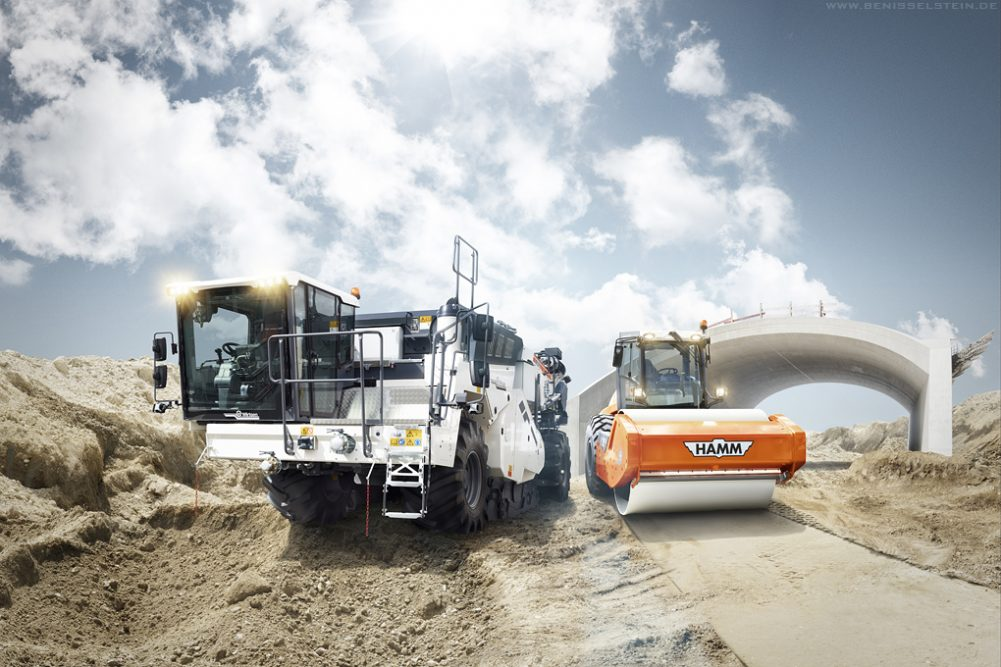 The Wirtgen Group South Africa's key focus areas is sustainability and recycling of scarce natural resources.