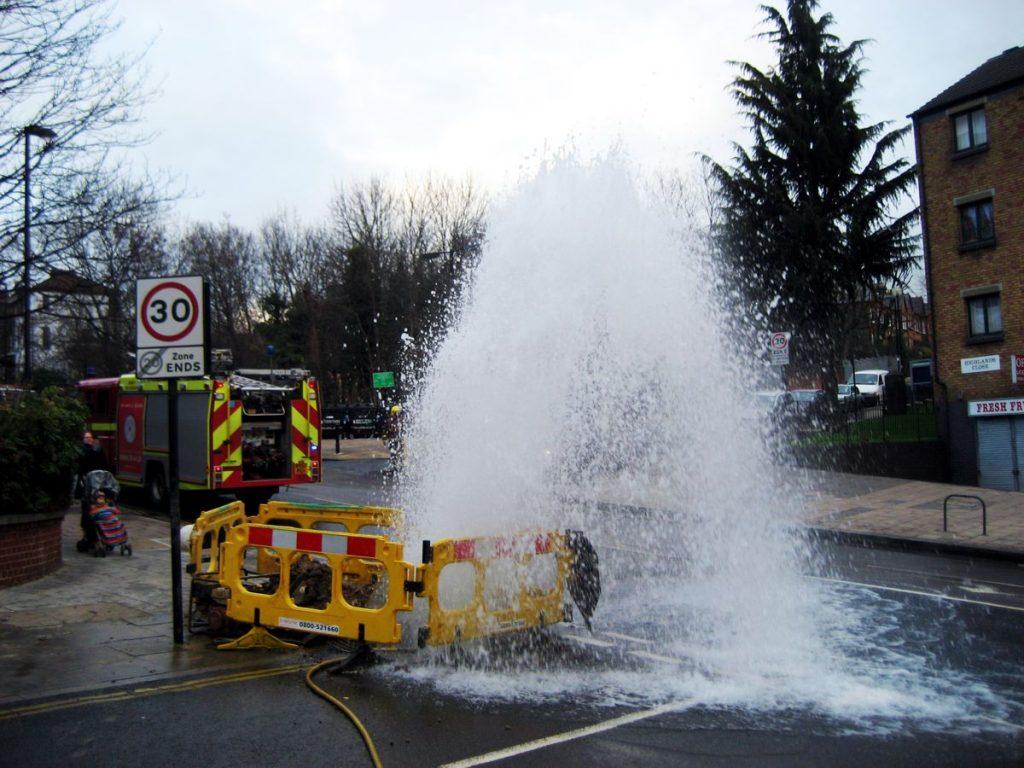 Water Leak - Photo by Harry Wood