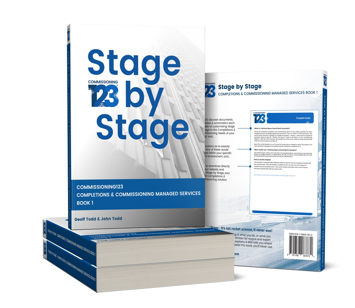 Stage by Stage - New book and website a paradigm shift in commissioning and completions