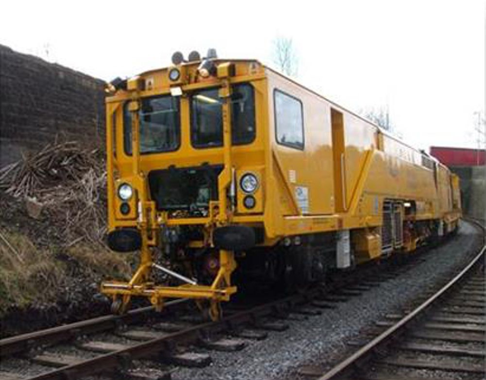 Balfour Beatty wins £40m Network Rail 'Stoneblower' contract