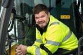 Meet Martin Oja, a Volvo Excavator Operator in Kiruna