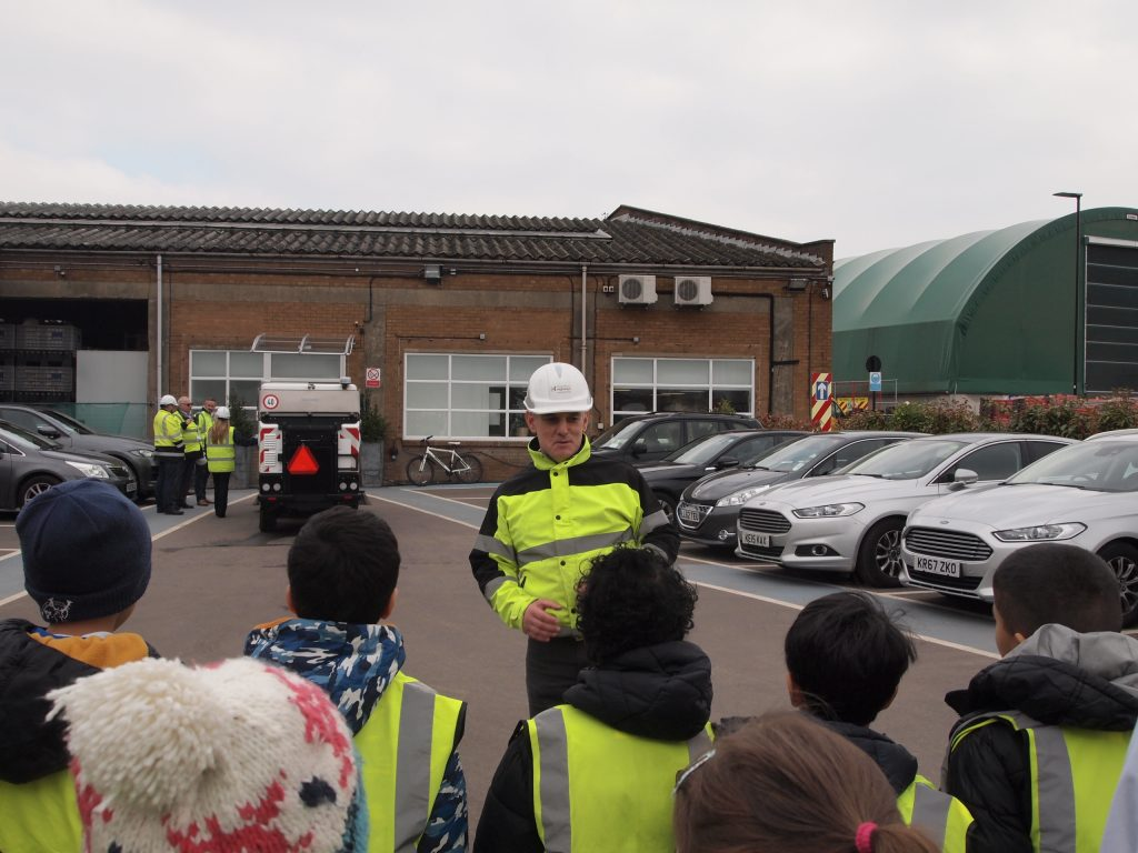Ringway Hounslow Highways helps local school pupils develop the skills to succeed