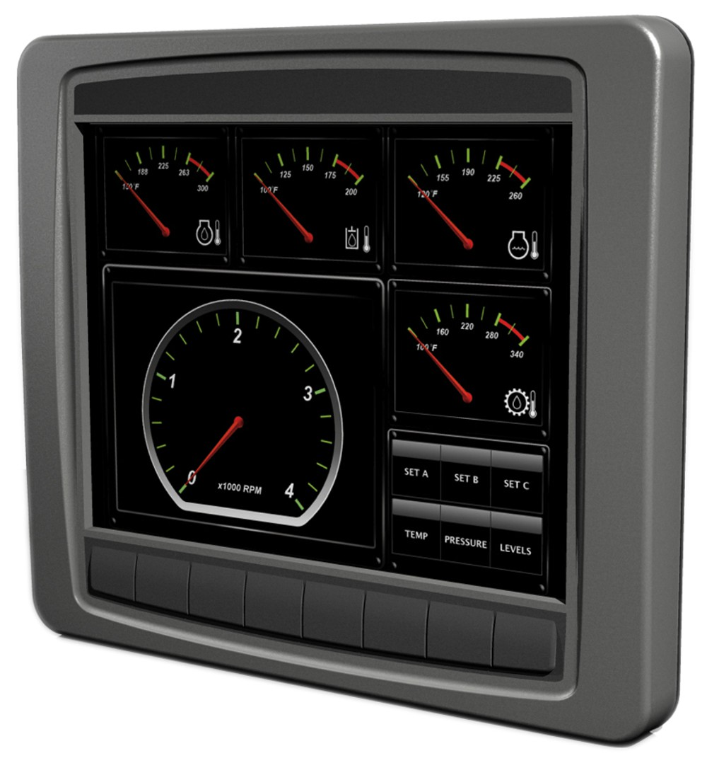 "Grayhill announces refreshed 10.4"" display for vehicles"