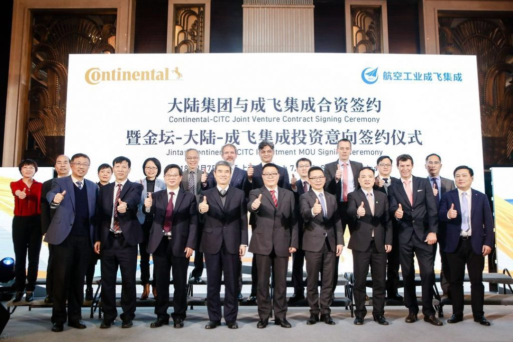 Group Picture - © Continental AG