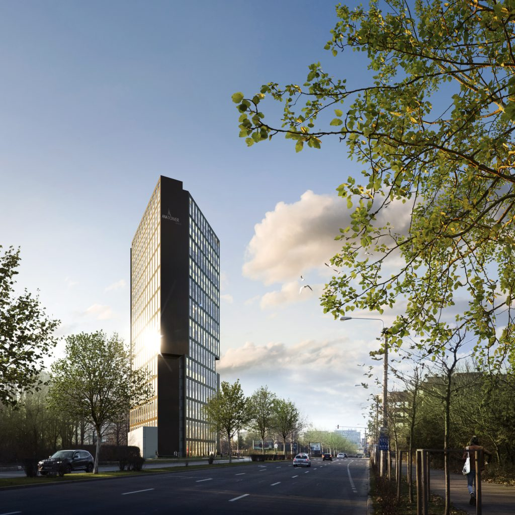 STRABAG building €39m office tower in central Bucharest