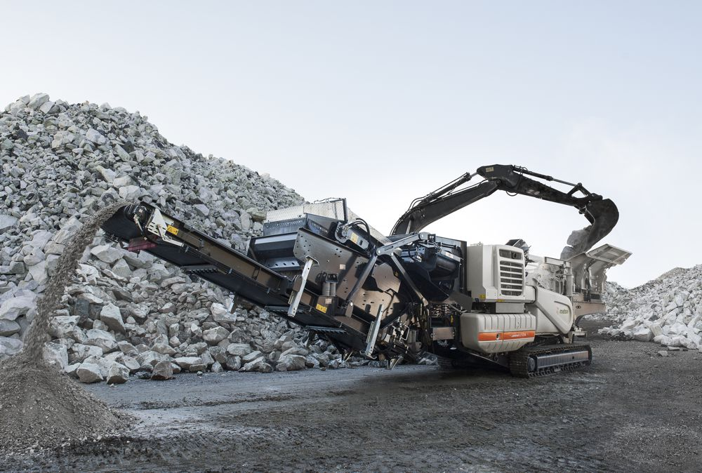 At Mawev 2018 Metso will present a variety of innovative technologies for the aggregates industry. The Lokotrack LT1213S plant features our proven NP impact crusher technology.