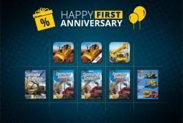 Construction Simulator 2 celebrates first anniversary