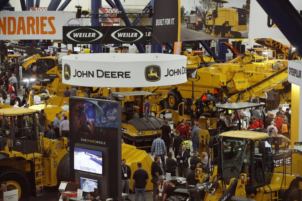 World of Asphalt Show and the AGG1 Academy and Expo sets records