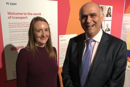 Ringway sponsors CIHT Innovative Women in Transport and Engineering exhibition