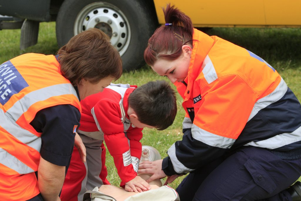 CPR - Photo by Greg Clarke