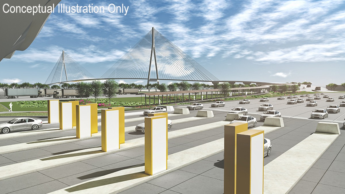 Parsons provide Engineering Support for Gordie Howe International Bridge Project