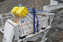 Haver and Boecker's new Ty-Rail configurations increase vibrating screens adaptability