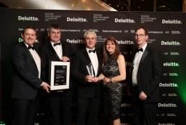 Hill Engineering wins Ireland's Best Managed Companies Award again