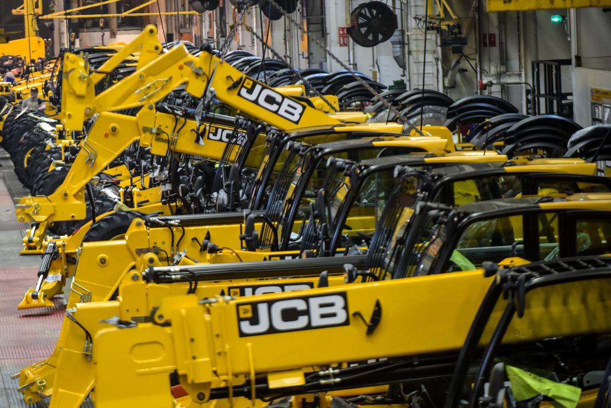 JCB creates 600 new jobs to meet unprecedented demand