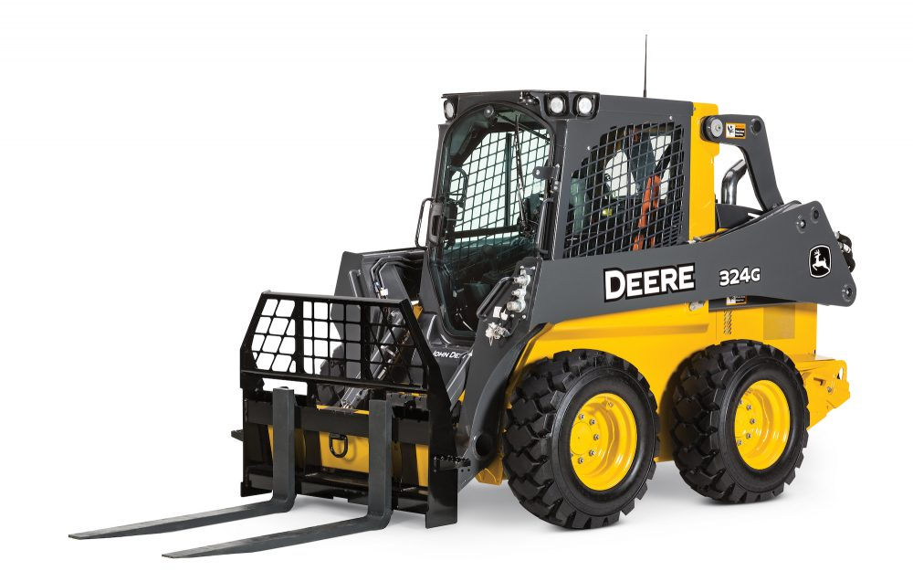 John Deere redesigns Pallet Forks for increased durability