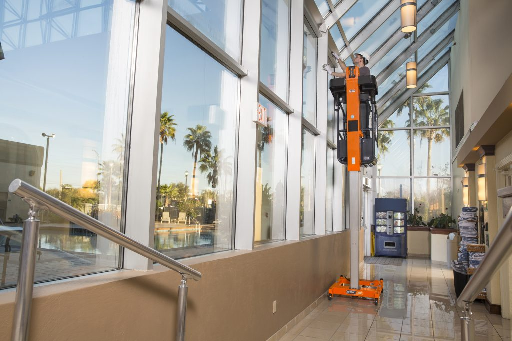 JLG Industries a global manufacturer of aerial equipment will showcase select low-level access solutions, vertical lifts and compact crawler booms at the National Facilities Management & Technology Expo March 20 – 22 in Baltimore, MD, at booth #1909.