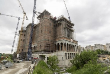 Romania's new national cathedral transformed with Doka Formwork