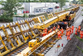 New alliances to be formed as £5bn railway track work tender issued