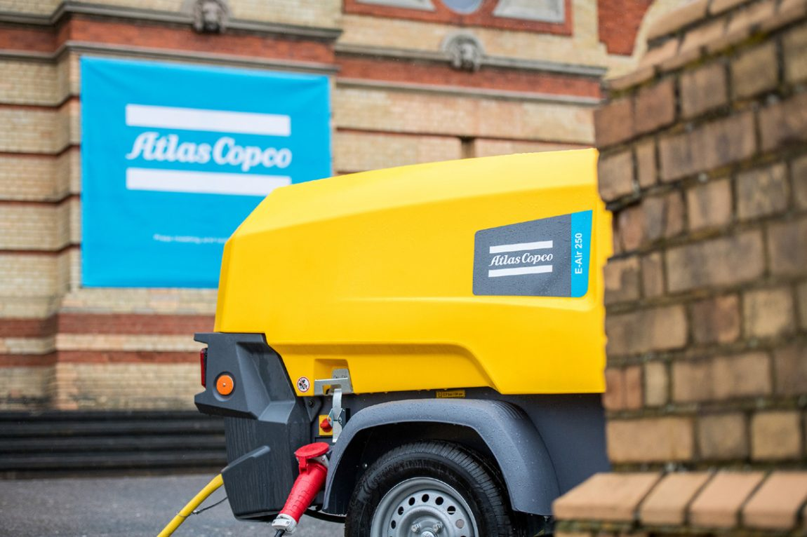 Atlas Copco Power Technique unveils vision for Powering the Future of global industry