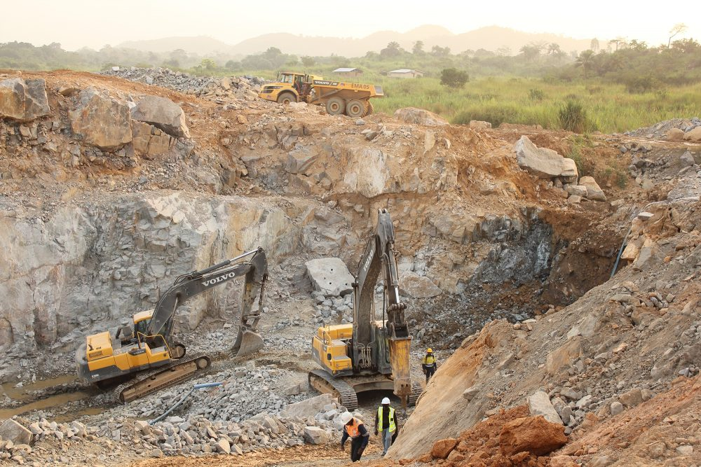 The changing face of Sierra Leone's diamond mines