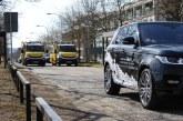 Milton Keynes takes part in autonomous vehicle trial on public roads