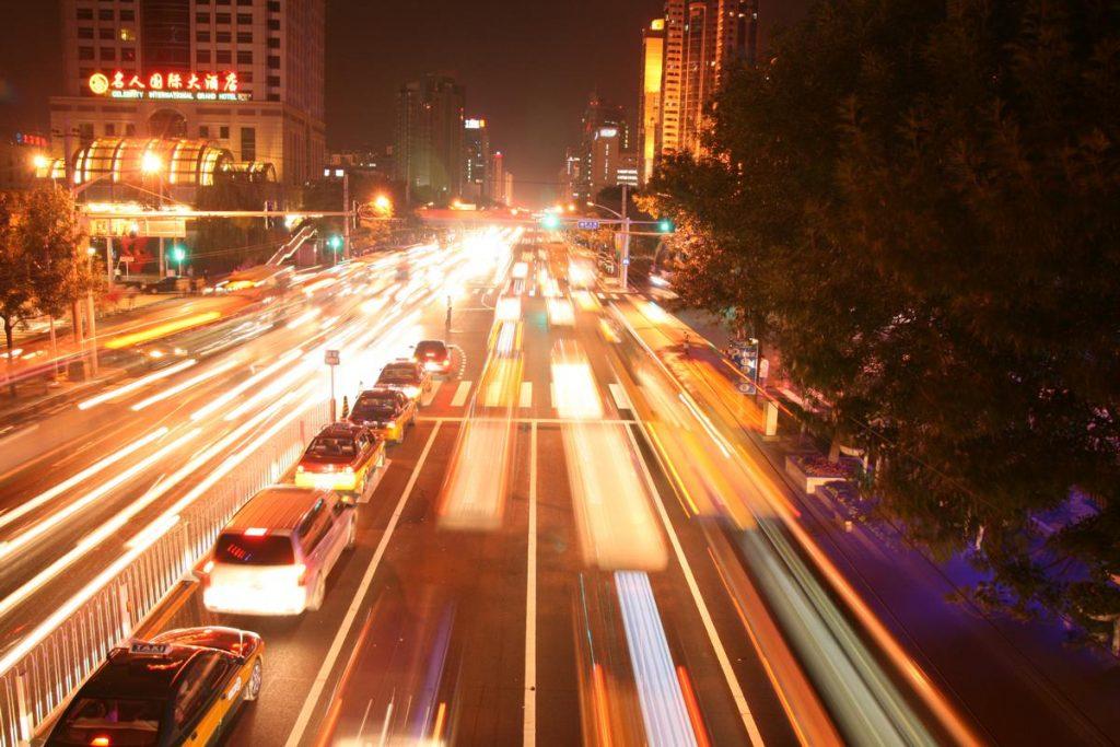 Traffic - Photo by Poeloq