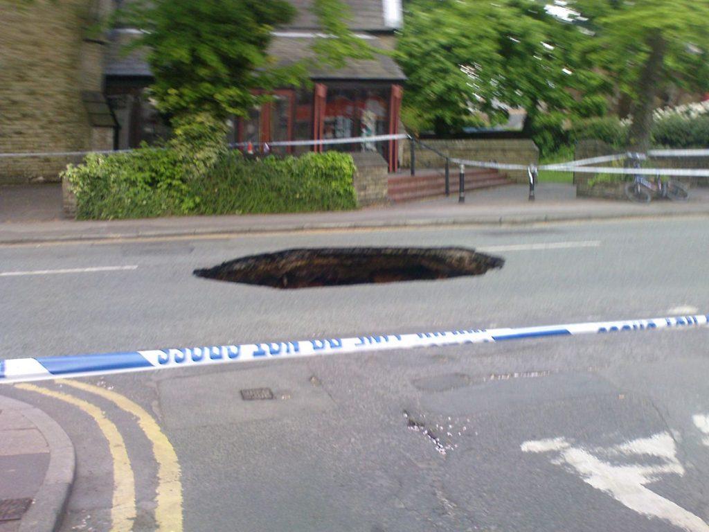 Ultimate Porhole - Photo by Tom Bullock