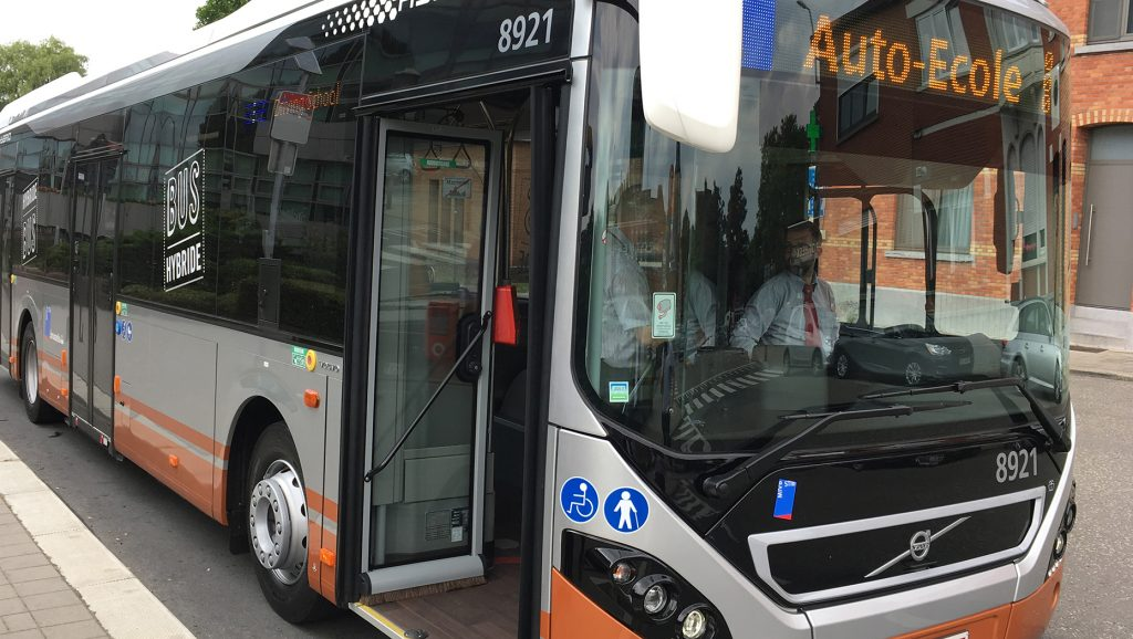 Volvo Buses has sold 4,000 electrified buses