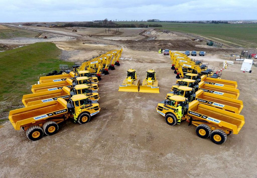 Balfour Beatty invests in its own expert Earthworks capability