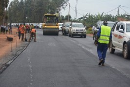 AfDB funds 208 km road rehabilitation and widening project in Rwanda