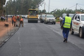 AfDB funds 208 km road rehabilitation and widening project in Rwanda