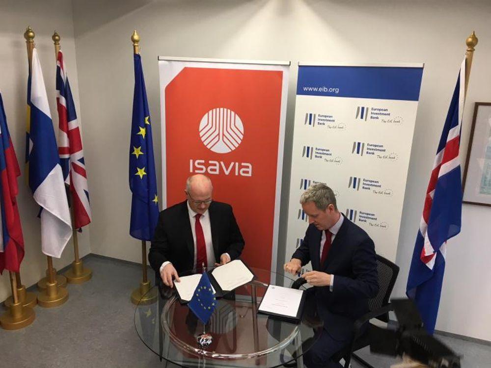 EIB to support Isavia in development of Keflavík Airport
