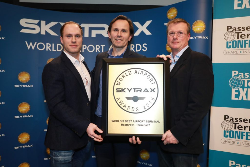 2018 Skytrax World Airport Awards