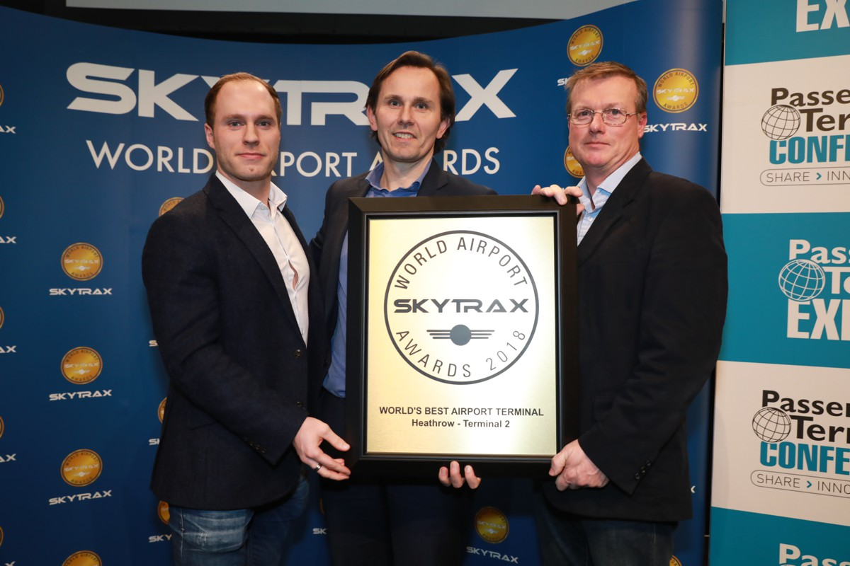2018 Skytrax World Airport Awards
