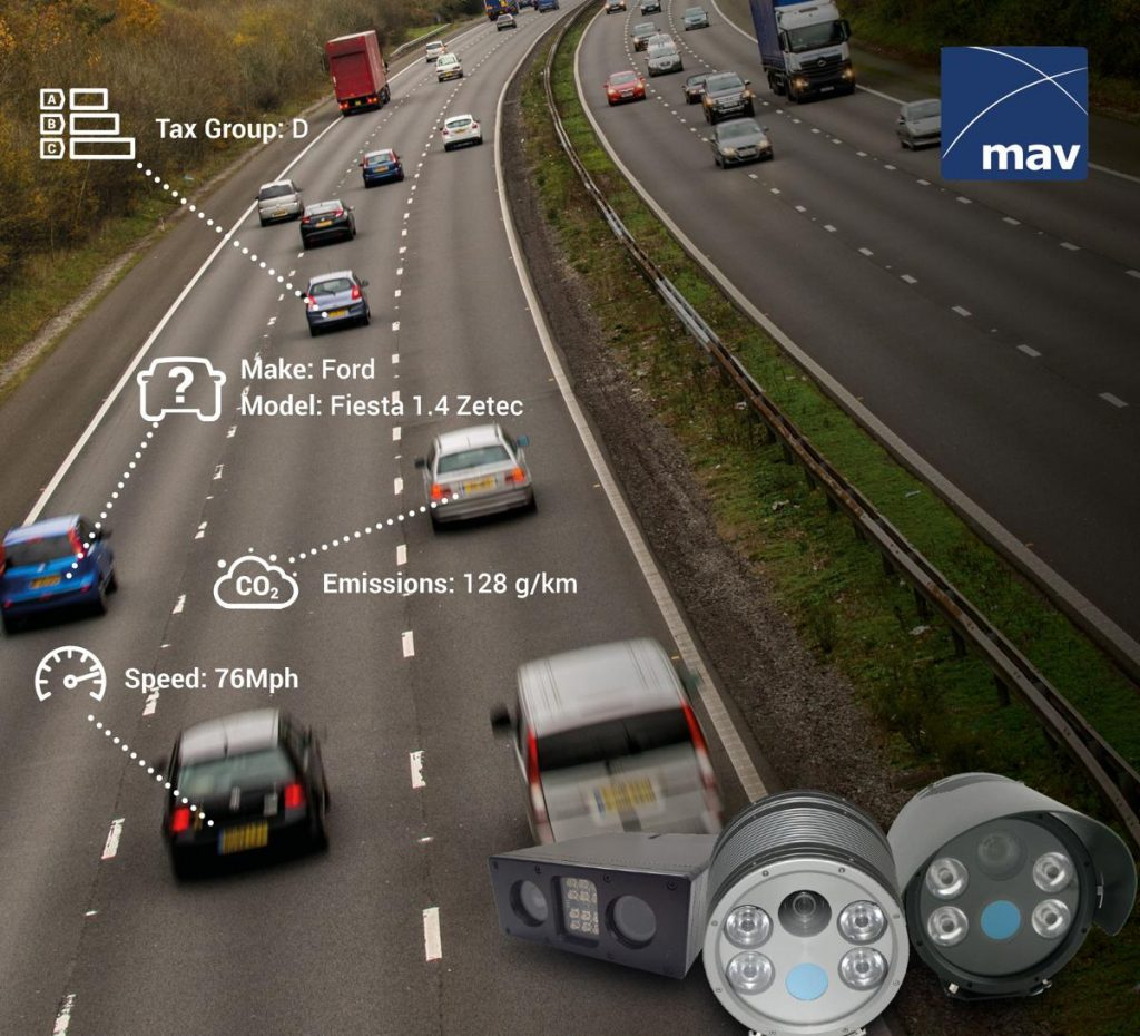 MAV ANPR cameras – the building blocks for today's ITS solutions