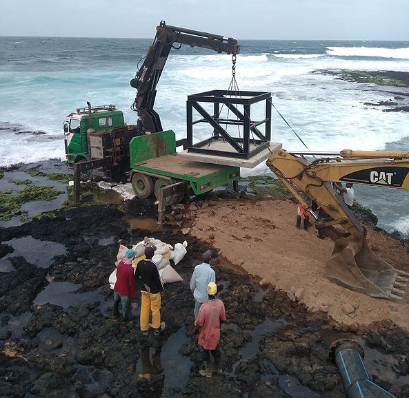 Cape Verde to host first SINN Power wave energy project