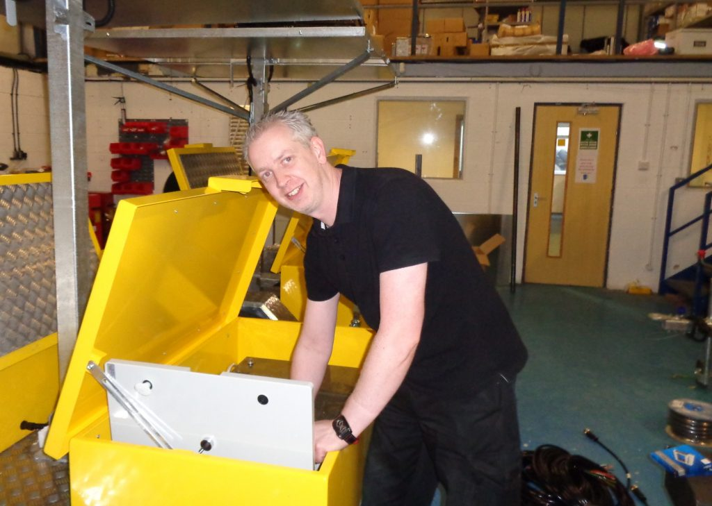 Felce's new role at Bartco UK is promoting global integration and product innovation