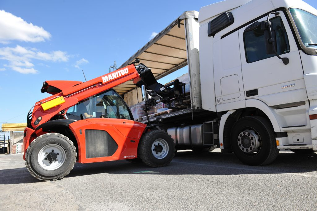 Manitou Group is developing the handling solutions of the future
