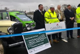 Galliford Try sets to work upgrading Rugby with signalisation and roadworks